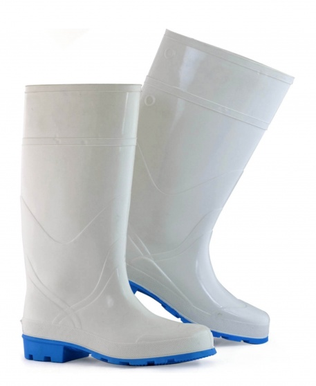 Profesionálne topánky, O1 PVC / nitril