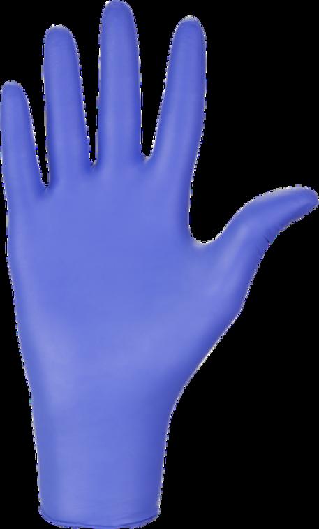 Nitrilovo - vinylové rukavice NITROTOUCH | bez púdru | 100 ks