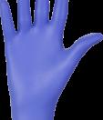 Nitrilové rukavice nitrylex® basic | bez púdru | 100 ks